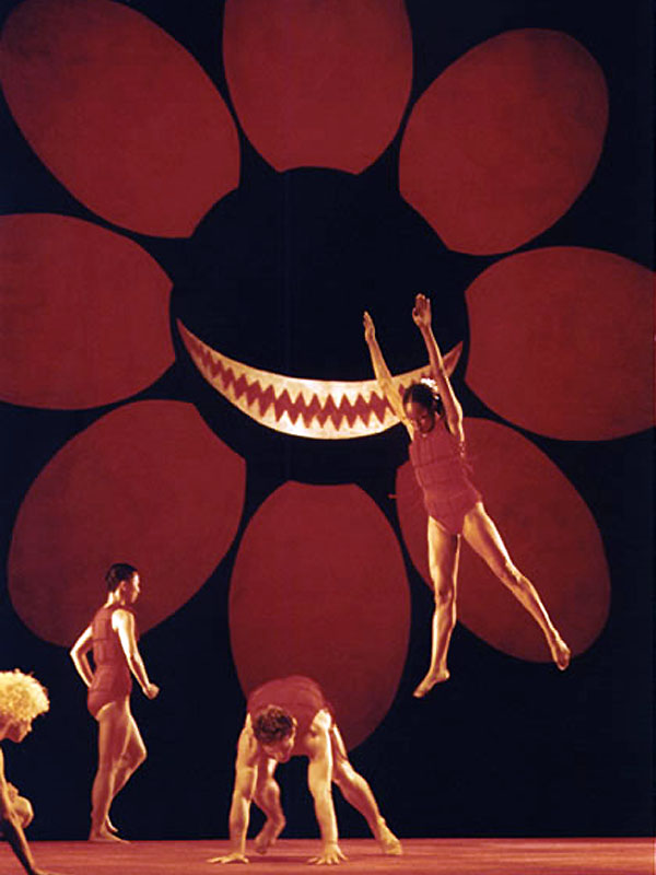 Bill T. Jones / Arnie Zane Dance Company, International Tour