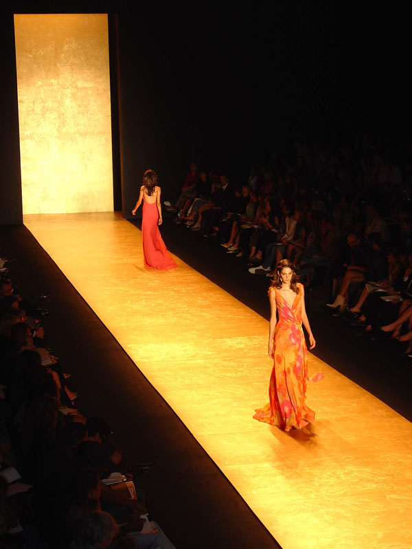 Carmen Marc Valvo for FASHION WEEK, New York