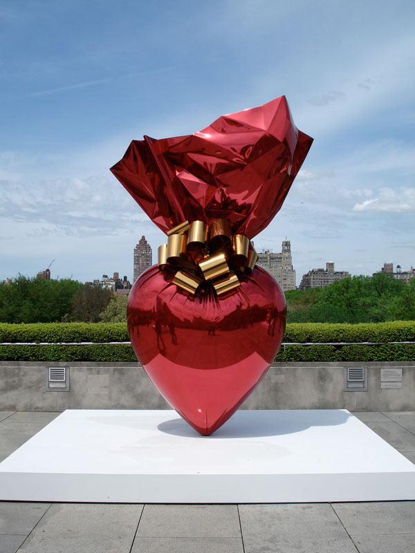 Jeff Koons   /   Sonnabend & Gagosian Gallery, New York