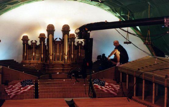 Cremaster 2 Tabernacle